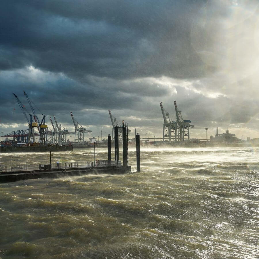 Fotografie Hafen Hamburg Schmidt-Wiethoff